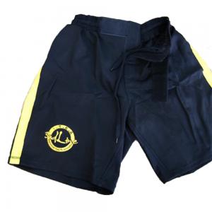 Shorts mit aufgesticktenm 3rdLine Logo